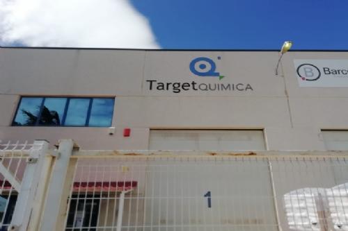 Donación TargetQuímica de hipoclorito sódico