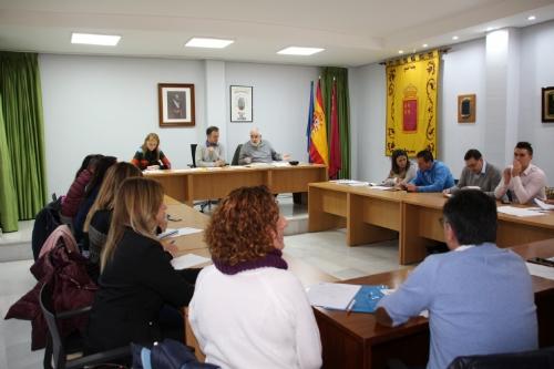 Pleno extraordinario Mancomunidad Turística Sierra Espuña
