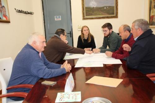 Reunión con la Comunidad de Regantes