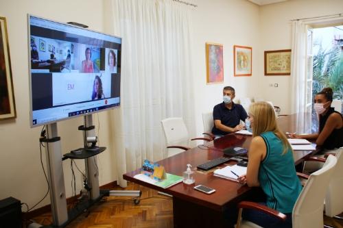 Reunión Comité de Seguimiento Covid