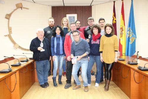 Entrega de premios de IV Alhama de Tapas y Cócteles
