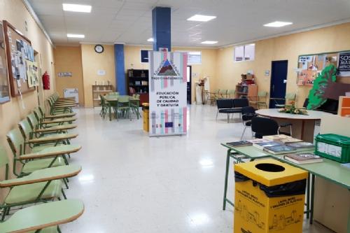Apertura plazo inscripción escuela de adultos