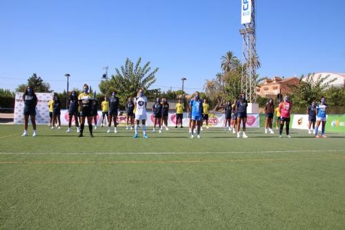 Presentación Alhama CF Femenino