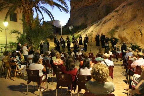 Concierto música coral 'Cantos del Estío'