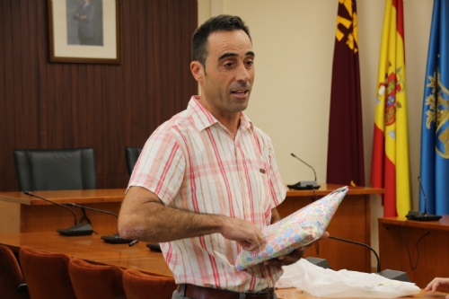 Despedida de Miguel Ángel Cerdán