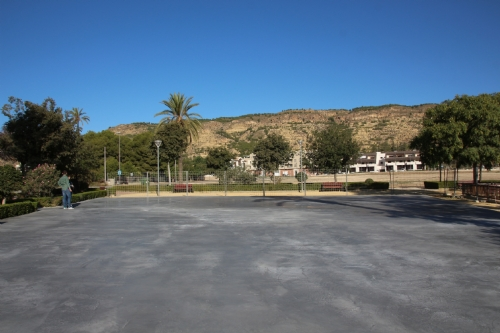 Skate park Nueva Espuña