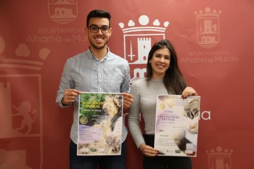 Presentación cursos Bienestar Animal