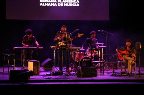 Actuación de El Mati - Semana Flamenca 2021