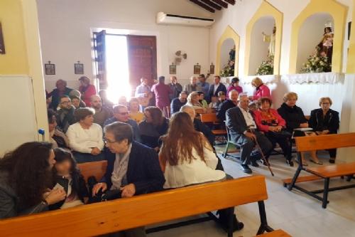 Misa de Navidad en Las Cañadas