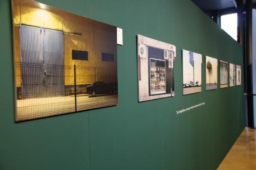 Inauguración exposición José María González Tomás
