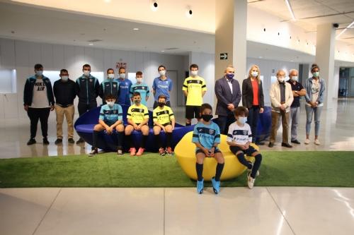 Presentación Alhama Fútbol Sala Primafrío