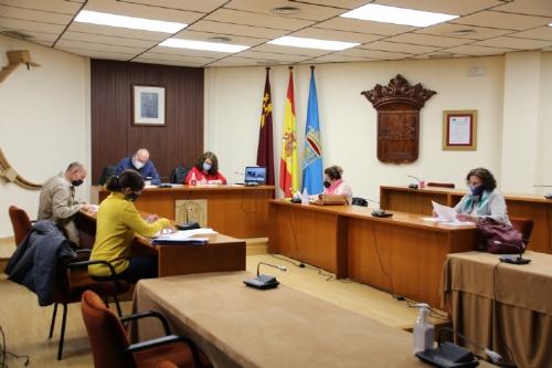 Reunión evaluación premios Cultura del Esfuerzo curso 2019-2020