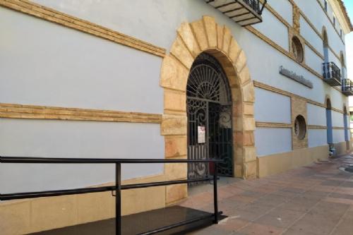 Repintado de la Plaza Vieja