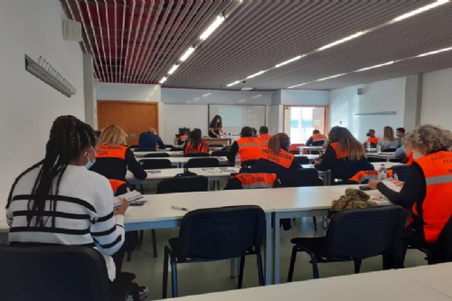 Curso formación rastreadores Covid-19 en Lorca