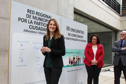 Firma alcaldes Murcia