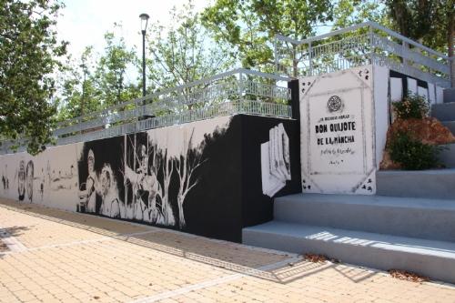 Evolución Mural Cervantes Murfy