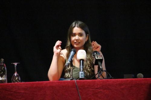 Charla Raquel Carpe Potencial Joven