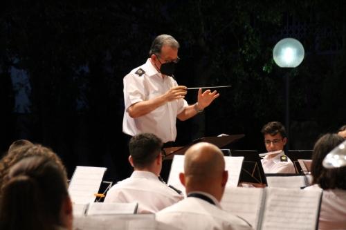 Concierto clausura de curso de la banda juvenil de la Agrupación Musical de Alhama de Murcia