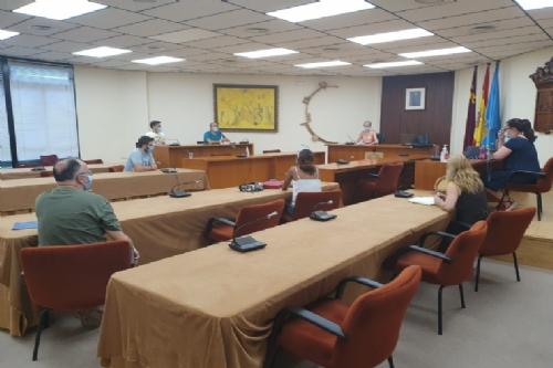 Reunión de urgencia equipo de Gobierno