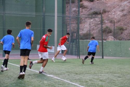 I Torneo Mixto de Fútbol 5 y entrega de premios