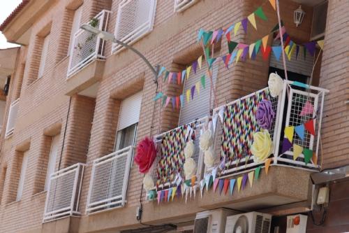 I Concurso de Decoración de Balcones y Ventanas 2021
