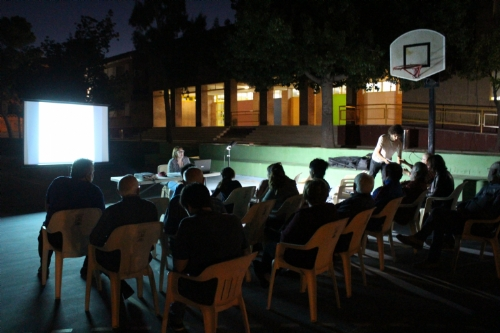 Reunión Presupuestos Participativos CEIP Ginés Díaz-San Cristóbal