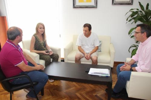 Taxi gratuito El Berro - Centro de Salud